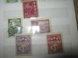 Почтовые марки США, Канады,Австралии и пр. стран Мира 39 шт., фото №10