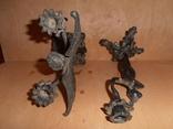 Два подсвечника, фото №7