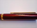 Позолоченная перьевая ручка Германия, фото №3