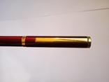 Позолоченная перьевая ручка Германия, фото №4