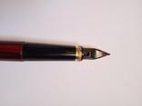 Позолоченная перьевая ручка Германия, фото №6