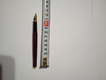 Позолоченная перьевая ручка Германия, фото №12