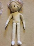 Кукла тряпичная, Англия, фото №7