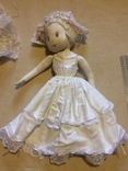 Кукла тряпичная, Англия, фото №10