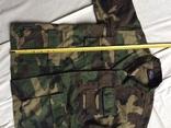 Детская камуфляжная куртка Джунгли, б/у, фото №7