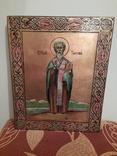 Икона Св.Яков размером 27 на 32 см., фото №2