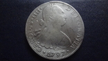 8 риалов 1797 Мексика серебро  (1.4.5), фото №2