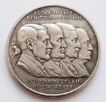 Германия. Третий Рейх. Мюнхенское соглашение 29.09.1938 г. (копия), фото №2