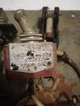 Щиток електричний ссср+переключателі, фото №5