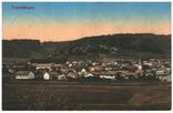 Открытка-пейзаж города Тройхтлинген 1914 год Первая мировая война Бавария Германия, фото №2