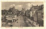 Открытка-пейзаж Главная улица город Шпа́йер  Германия 1916 год Первая мировая война, фото №2