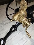 Пулемет Гатлинга. Ручная работа, фото №4