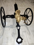 Пулемет Гатлинга. Ручная работа, фото №5