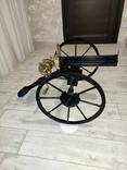 Пулемет Гатлинга. Ручная работа, фото №3