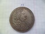 Рубль 1707 рік копія, фото №2