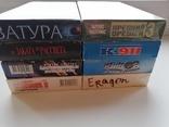 10 видеокассет, разные, фото №3