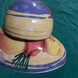 """Металлическое яйцо """"Винни Пух и Пятачок"""", фото №11"""
