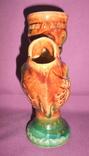 Кувшин для вина - куманец РЫБА. Поливная глазурь керамика из СССР., фото №10