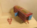 Corgi major toys International 6*6 track + Corgi toys Circus animal cage, фото №8