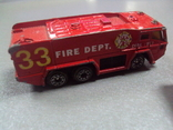 Машинка машина пожарная лот 2 шт, фото №8