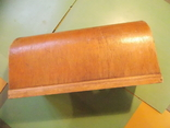 Крышка на старинную швейную машинку., фото №4