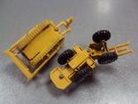 Машинки дорожно-ремонтная техника гонконг лот 2 шт, фото №11