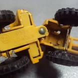 Машинки дорожно-ремонтная техника гонконг лот 2 шт, фото №13