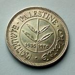 Палестина 50 милс 1935 г. - Британский мандат, фото №4
