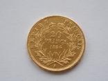 20 франков 1856 года, фото №4