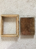 Икона Господь Вседержитель . Размер без киота 17.5 х 14 см, фото №11