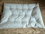 Детское пуховое одеяло PLIMAREX р-р 90х120 см Швейцария(состояние!), фото №4