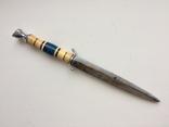 Ручка - нож времён СССР - работы ИТК, фото №6