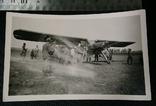 Фото солдаты Вермахта рядом с Немецким самолетом Люфтваффе., фото №4