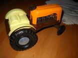 Іграшковий трактор, СССР ., фото №2