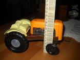 Іграшковий трактор, СССР ., фото №3