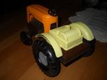 Іграшковий трактор, СССР ., фото №5
