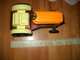 Іграшковий трактор, СССР ., фото №8