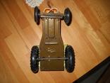 Іграшковий трактор, СССР ., фото №9