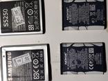 Элементы питания винтажные запечатанные. аккумуляторы телефонные, фото №3