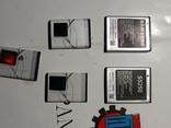 Элементы питания винтажные запечатанные. аккумуляторы телефонные, фото №4