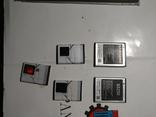 Элементы питания винтажные запечатанные. аккумуляторы телефонные, фото №5
