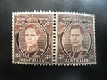 Британские колонии. Австралия. пара MLH, фото №2