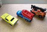 Модели автомобилей Matchbox от Mattel - Plymouth, Ford, Crane, фото №3