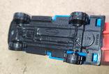 Модели автомобилей Matchbox от Mattel - Plymouth, Ford, Crane, фото №5