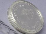 1 доллар, Канада, 1976 год, 100 лет парламентской библиотеке, серебро, фото №7
