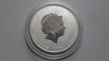 1 доллар 2008 Австралия год Мыши серебро унция 999, фото №5