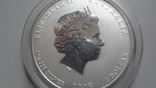 1 доллар 2008 Австралия год Мыши серебро унция 999, фото №7