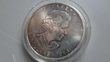 5 долларов 2011 Канада серебро унция 999,9, фото №7