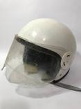 Мото шлем гаи ссср с биркой, фото №2