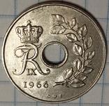 Дания 25 оре 1966, фото №3